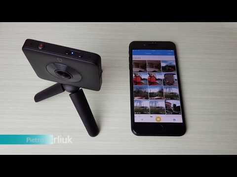 Recensione Xiaomi Mi Sphere Camera 360 gradi