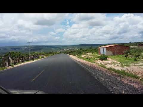 Decendo esse declive para Assunção do Piauí