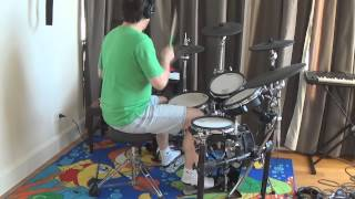 Maroon 5 - Sugar (basic) drum cover