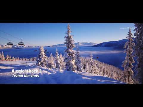 Wagrain: Skifahren hoch 2