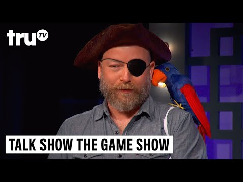Talk Show the Game Show - A Pirate's Life for Kyle Kinane | truTV
