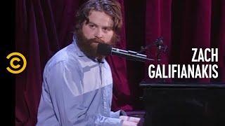 Waking Up with a Boner - Zach Galifianakis