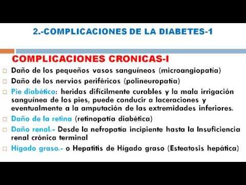 La impotencia con la diabetes tipo 1