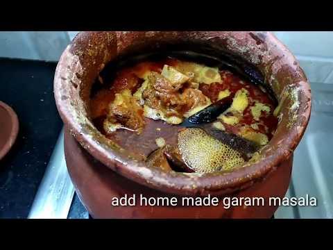 Odia Mati handi mutto/ମାଟି ହ।ଣ୍ଡି ମାଂସ #pot mutton curry/ mati handi masa/earthen pot mutton curry