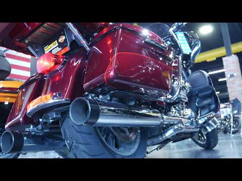 2016 Harley-Davidson Ultra Limited in Coralville, Iowa - Video 1