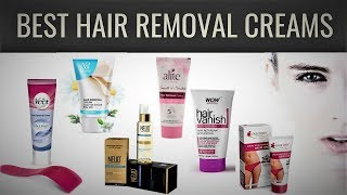 Best Selling Hygienic Products: 10 Best Hair Removal Creams For Women In India |