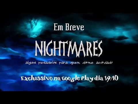 Nightmares - alguns pesadelos para quem dorme acordado (Teaser)