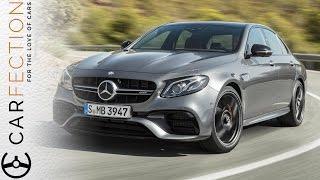 Mercedes-AMG E63 S: AWD AMG, WTF? - Carfection