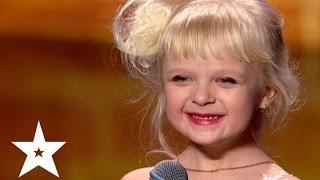 Рэп про репку от пятилетней Марии - Україна має талант-6 - Кастинг в Днепропетровске