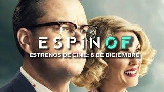Estrenos de cine: 8 de diciembre
