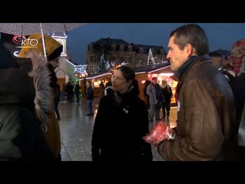 Mission Noël à Cholet : la joie de l'annonce