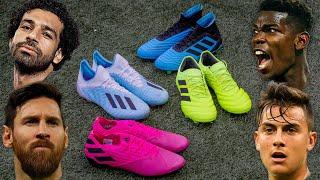 XXL Adidas Boot Battle - Nemeziz VS Copa VS X VS Predator