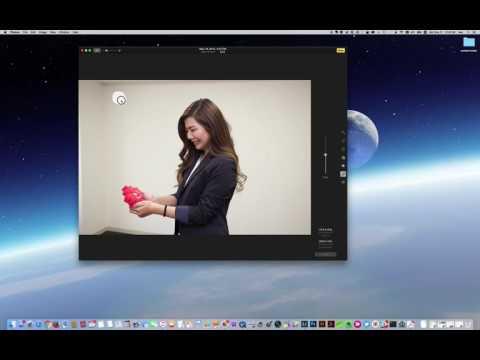 写真から不要物を取り除く方法 Mac OS X Photos Tutorial
