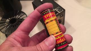 Developing Old Film - Kodak Verichrome Pan