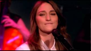 Sara Bareilles Performs Brave on The View