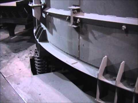 SPIRA-COOL® Vibrating Spiral Casting Cooling Conveyors