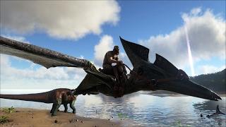 ARK: Survival Evolved #6 - Săn thành công con Thằn lằn bay Pteranodon