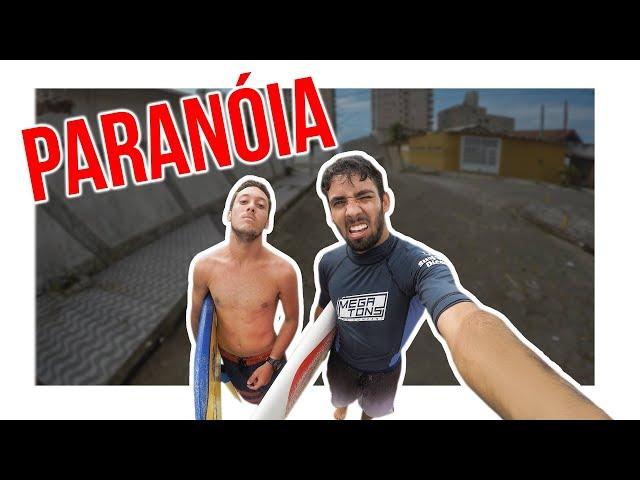 FALTA DE ONDA CAUSA PARANÓIA | VLOG #51 | Surf Dicas