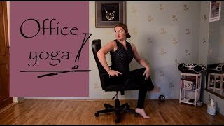OFFICE YOGA   Jóga v kanceláři