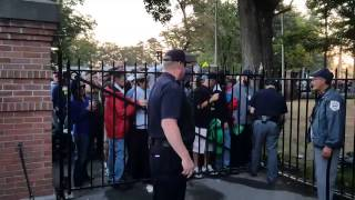 Travers Day 2015: The Gates Open