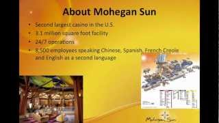 Mohegan Sun Gambles And Wins With A New HR Portal