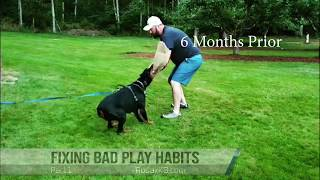 Fixing Bad Play Habits
