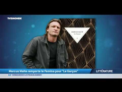 Vidéo de Marcus Malte