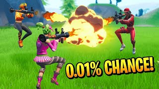 Fortnite's Most PERFECTLY TIMED Moments!
