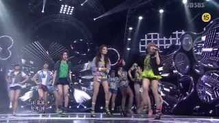 120415 - 4Minute - Dream Racer