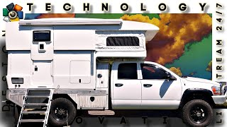 10 MOST INNOVATIVE CAMPER CREATIONS