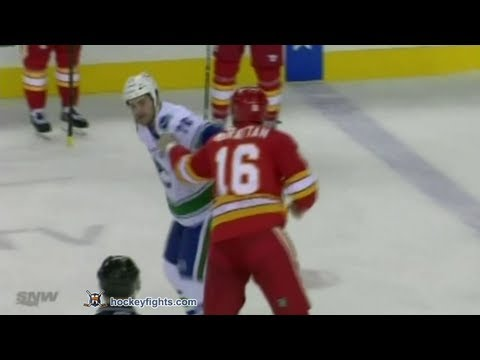 Brian McGrattan vs. Tom Sestito