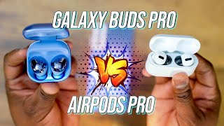 Galaxy Buds Pro vs AirPods Pro - Which should you BUY?