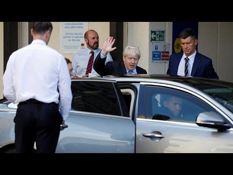 Brexit: Ξεκινά η διαπραγμάτευση Τζόνσον – Πρώτη συνάντηση με Μέρκελ…