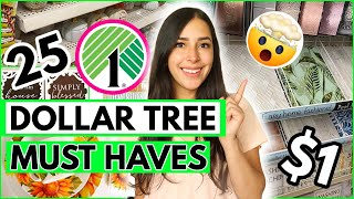 25 DEALS AT DOLLAR TREE TO KEEP YOUR EYES OPEN FOR THIS AUGUST 2021
