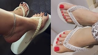 New Stylish Foot Jewelry Collection For Women