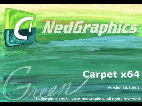Nedgraphics Carpet 2016 & Cross Section Viewer x64, WeaveSet Editor x64, Plan x64 Full