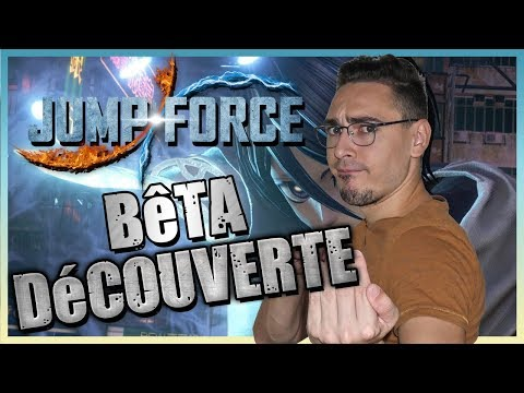 ON DÉCOUVRE JUMPFORCE ENSEMBLE !