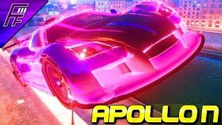 Rocket King Of B Class!! Apollo N  5* Rank 4047  Multiplayer In Asphalt 9