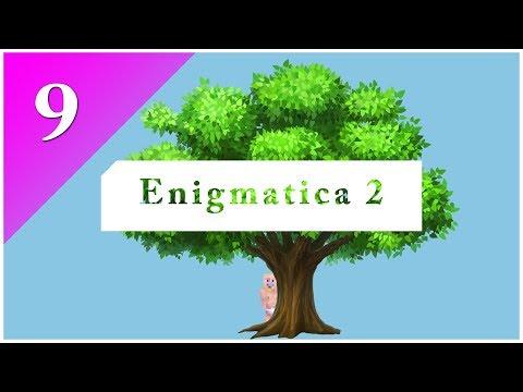 Enigmatica 2 - E09 | Přenos energie a první sklad |