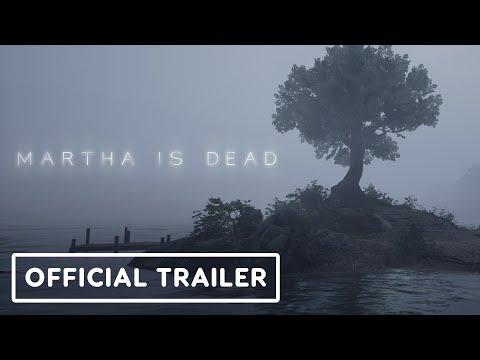 Trailer de présentation de Martha is Dead