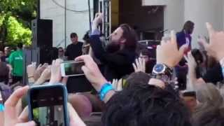 Father John Misty - When You're Smiling and Astride Me - Lollapalooza 2015