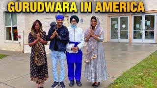 Gurudwara In America | Indian Vlogger | Rohan Virdi | Hindi Vlog