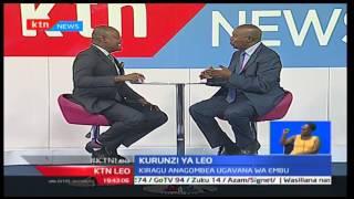 KTN Leo: Kurunzi ya Leo: Kithinji Kiragu ahamia chama cha PNU