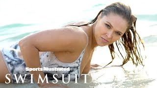 Ronda Rousey Body Paint | Sports Illustrated Swimsuit