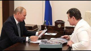 Vladimir Asks About Vladimir: Vladimir Region Reports Stunning 30% Growth