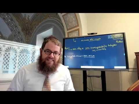 Szukka 30 – Napi Talmud 580 – A bűn általi micva és a lopott luláv
