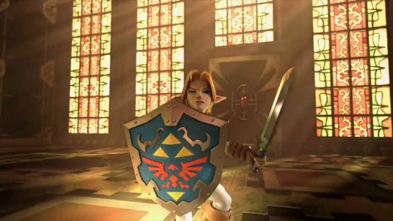 Ocarina Of Time 3D Gets A (Short) Animated Trailer