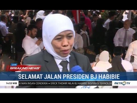 Khofifah: Pikiran BJ Habibie Melampaui Zaman