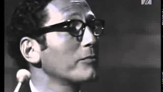 Tom Lehrer Hold Your Hand In Mine