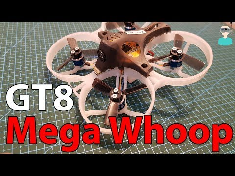 LDARC GT8 - Best Beginner 2S Whoop?